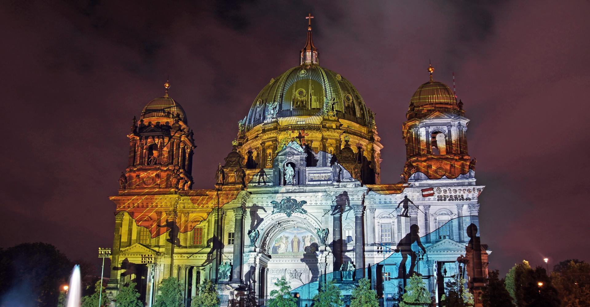 Catedral de Berlin Alemania