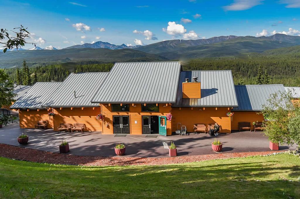 Denali Bluffs Hotel Alaska Fachada