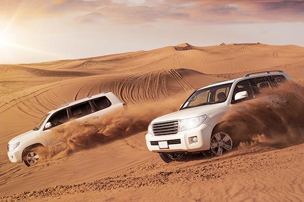 Ofertas Especiales - Desierto en Dubai ASIVIAJO