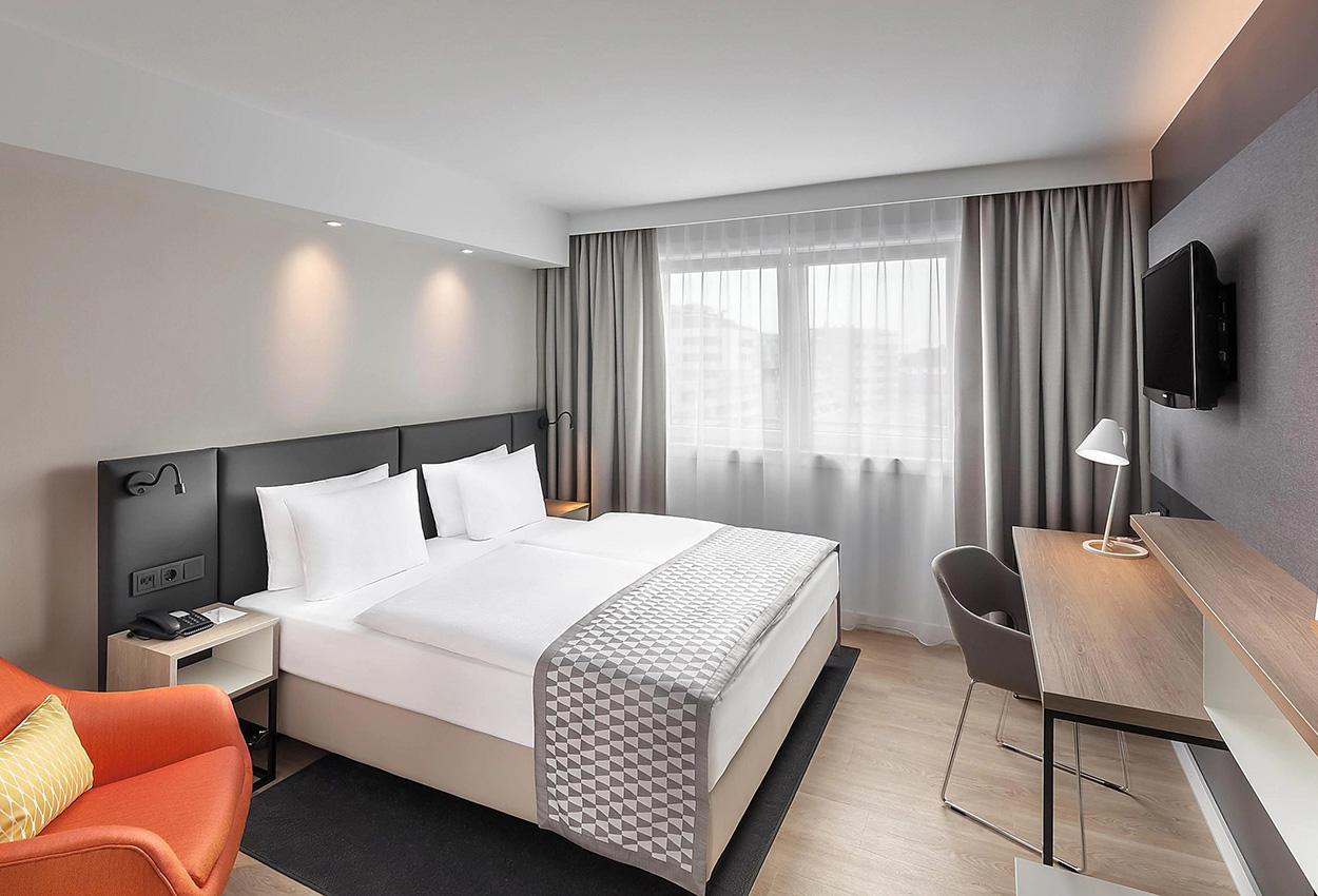 Hotel Holiday Inn Munich City Center Alemania Hab sencilla
