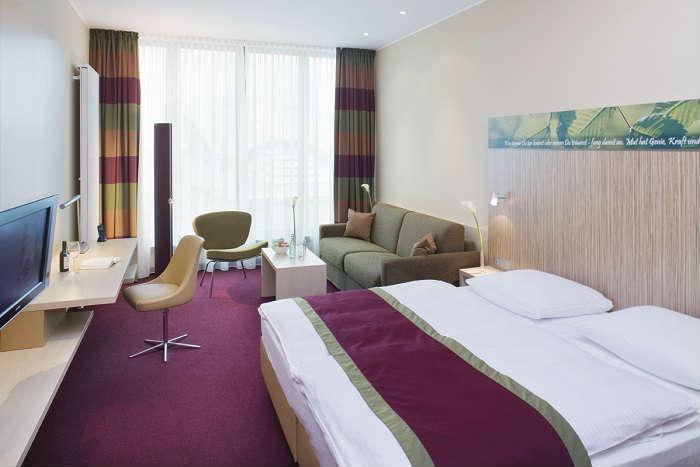 Hotel Mövenpick Frankfurt City Alemania Habitacion Sencilla