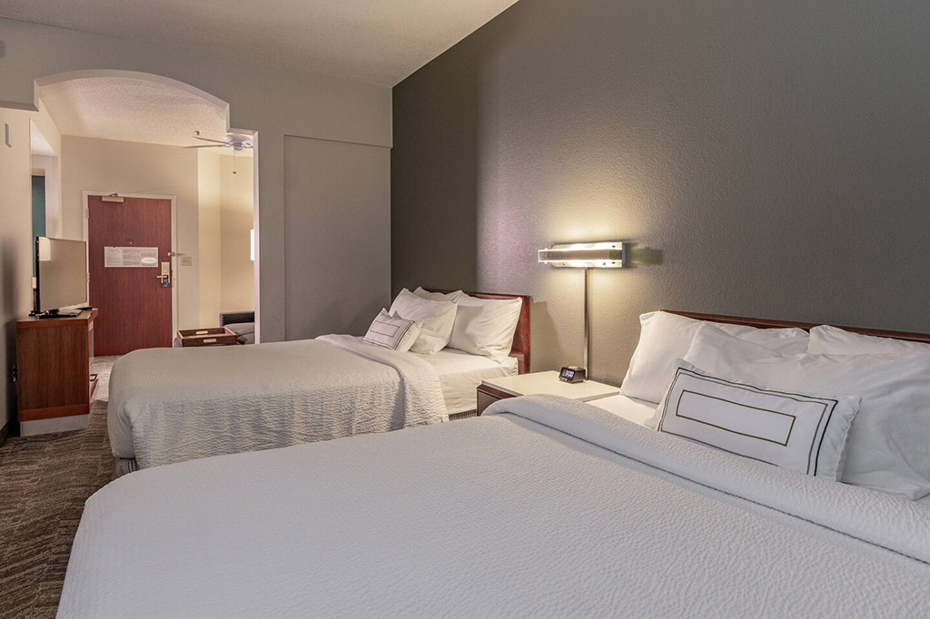 Hotel SpringHill Suites Fairbanks Alaska Hab Doble