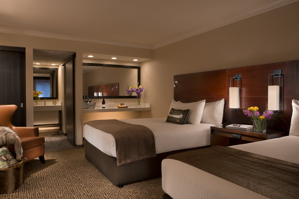 Hotel The Lakefront Anchorage Canada Hab Deluxe Doble