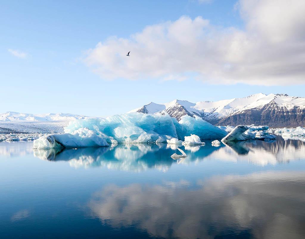 Iceberg Jokilsarlon Islandia