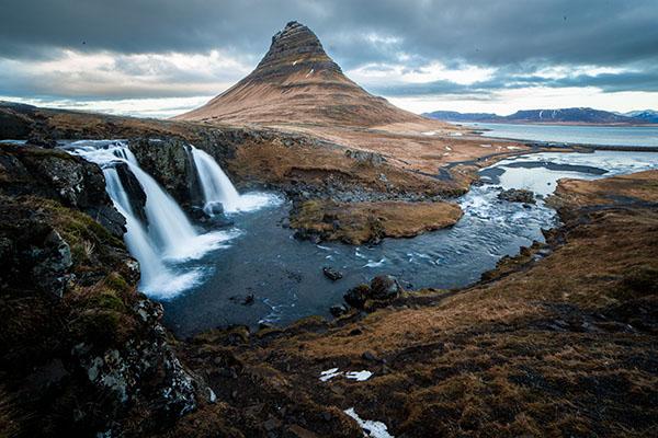 Kirkjufellsfoss Islandia