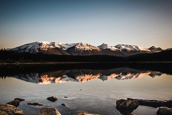 Lago Reflexión Canada ASIVIAJO