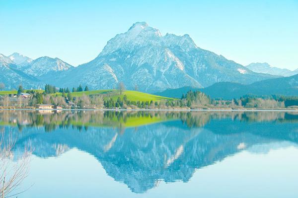 Lago Säuling ASIVIAJO