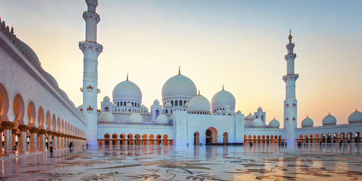 Mezquita Dubai