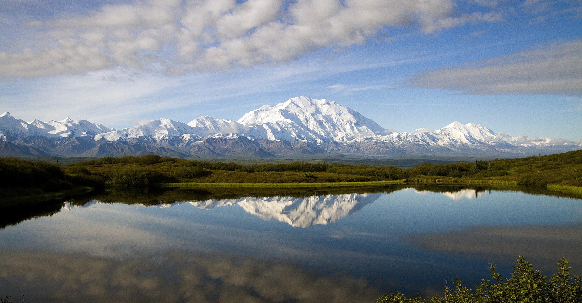 Monte McKinley Alaska