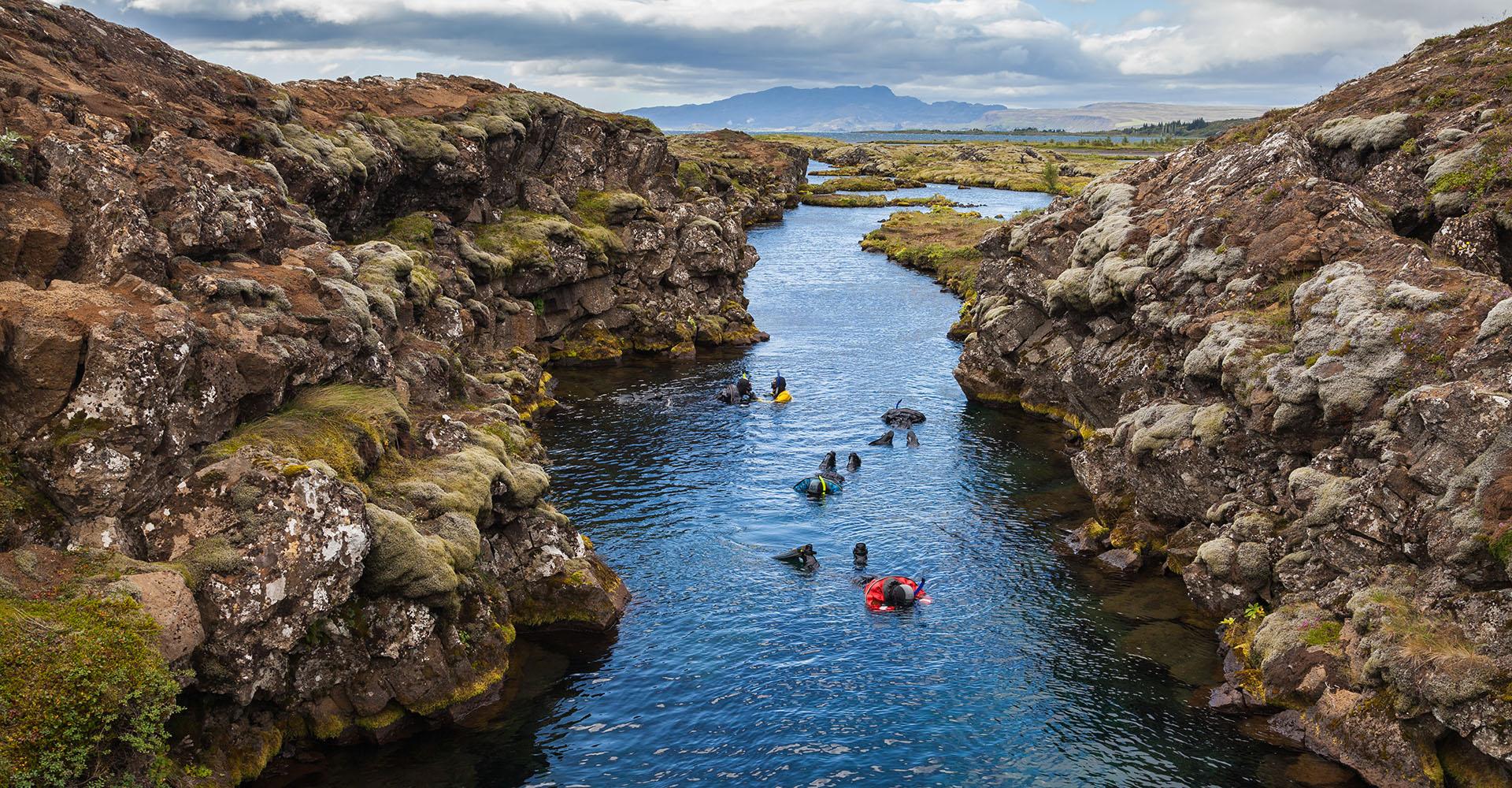 Parque Nacional de Þingvellir Islandia