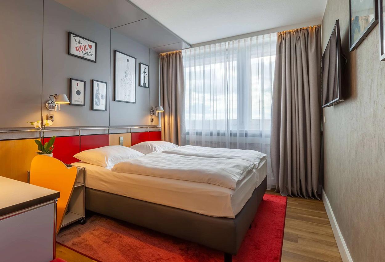 Radisson Blu Hotel Erfurt Alemania Hab Standar