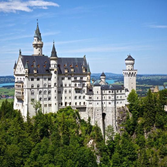 Castillo de Neuschwanstein Alemania