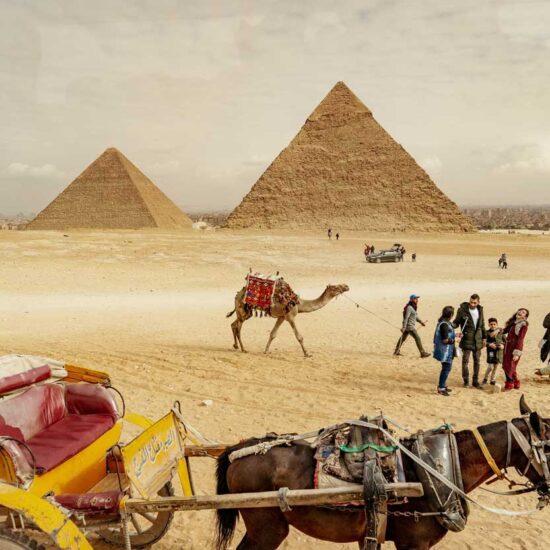 Egipto piramides de Giza