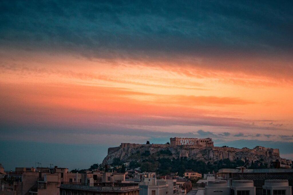 El Cubo Atenas Grecia