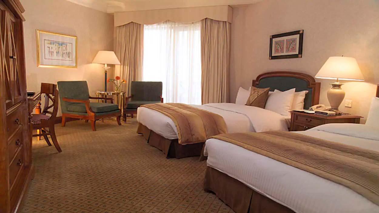 Hotel Conrad Hab Doble el Cairo Egipto