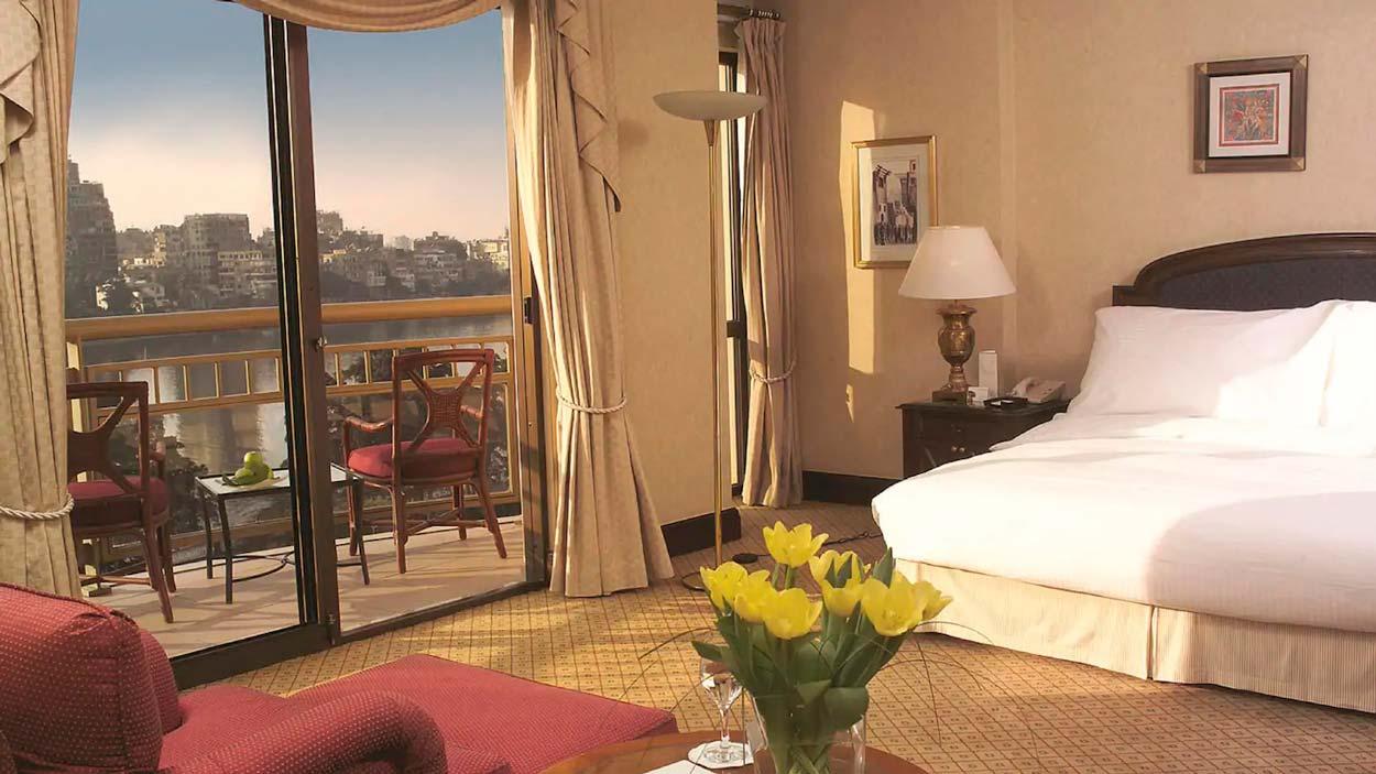 Hotel Conrad Hab el Cairo Egipto