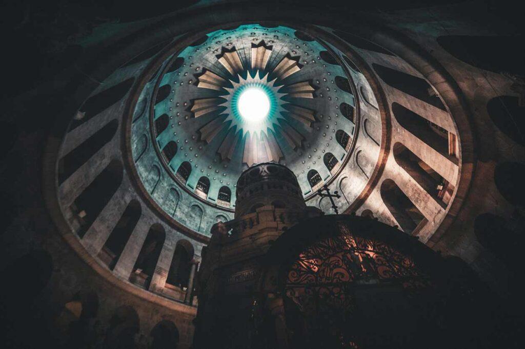 Iglesia del Santo Sepulcro Jerusalén
