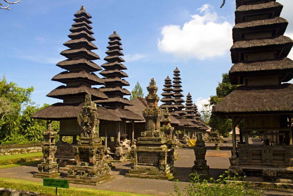 Taman Ayun Mandala Pagodas