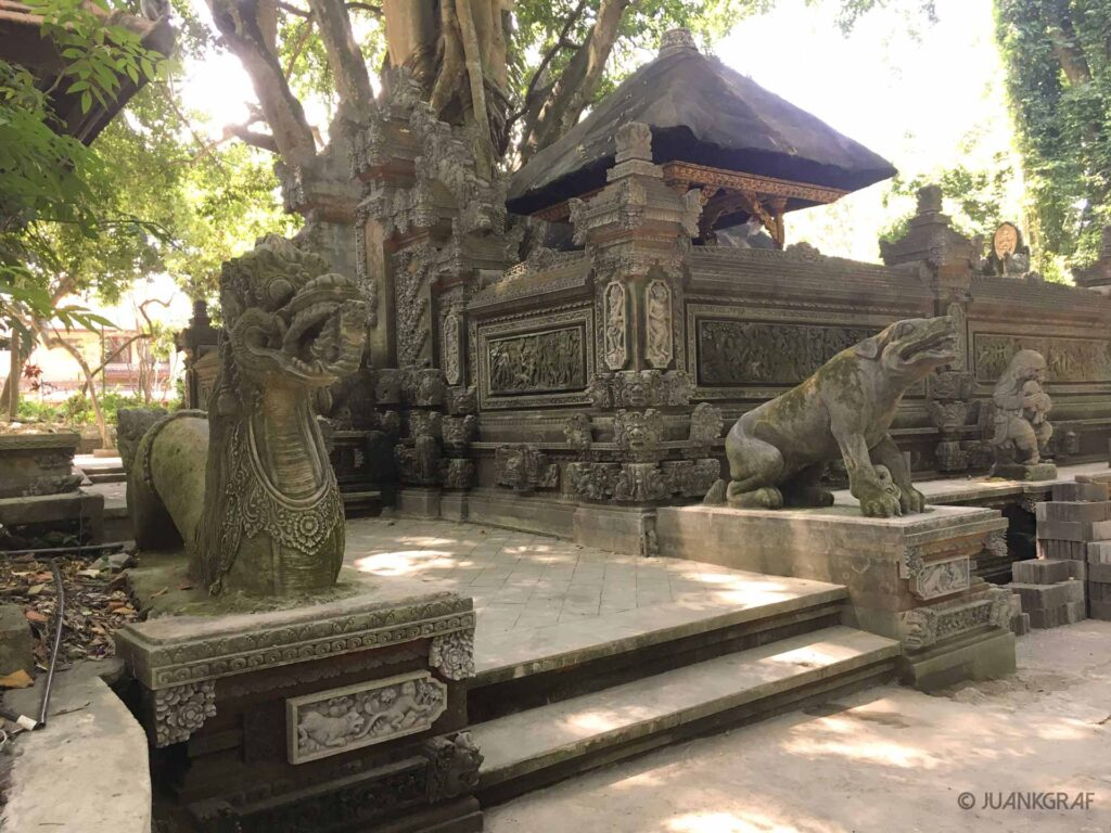 Templo monkey forest