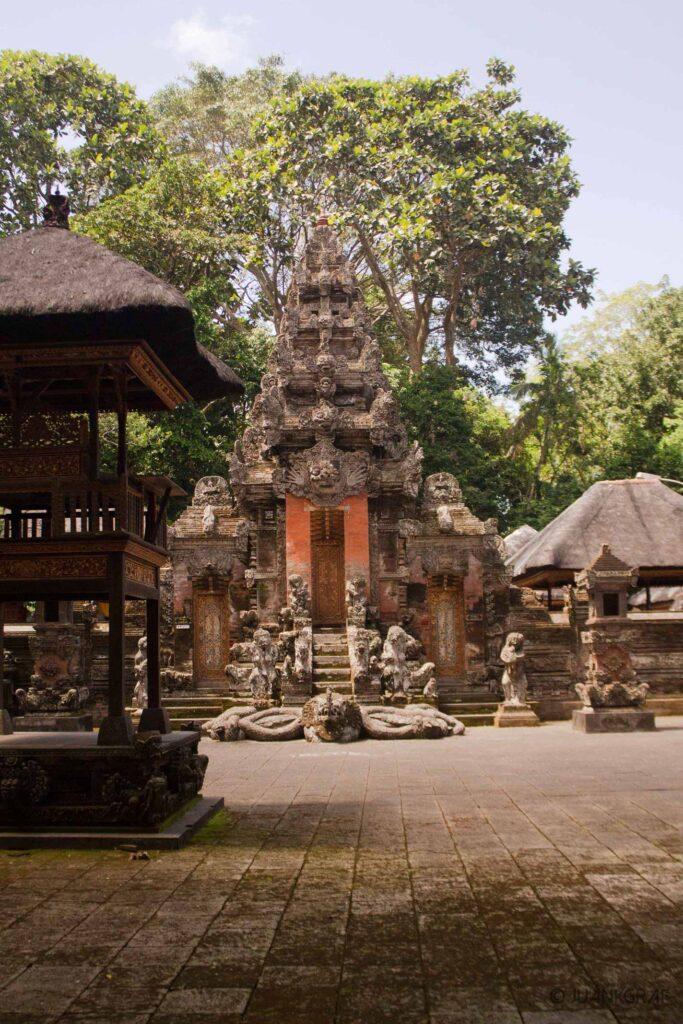 Templo monkey forest ubud