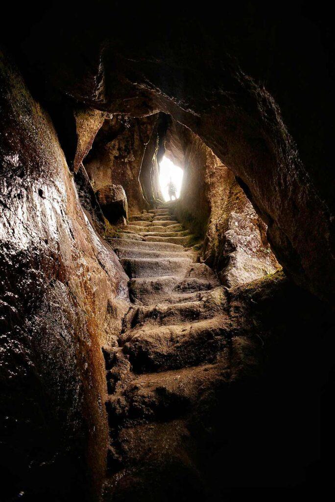 Tunel camino del inca