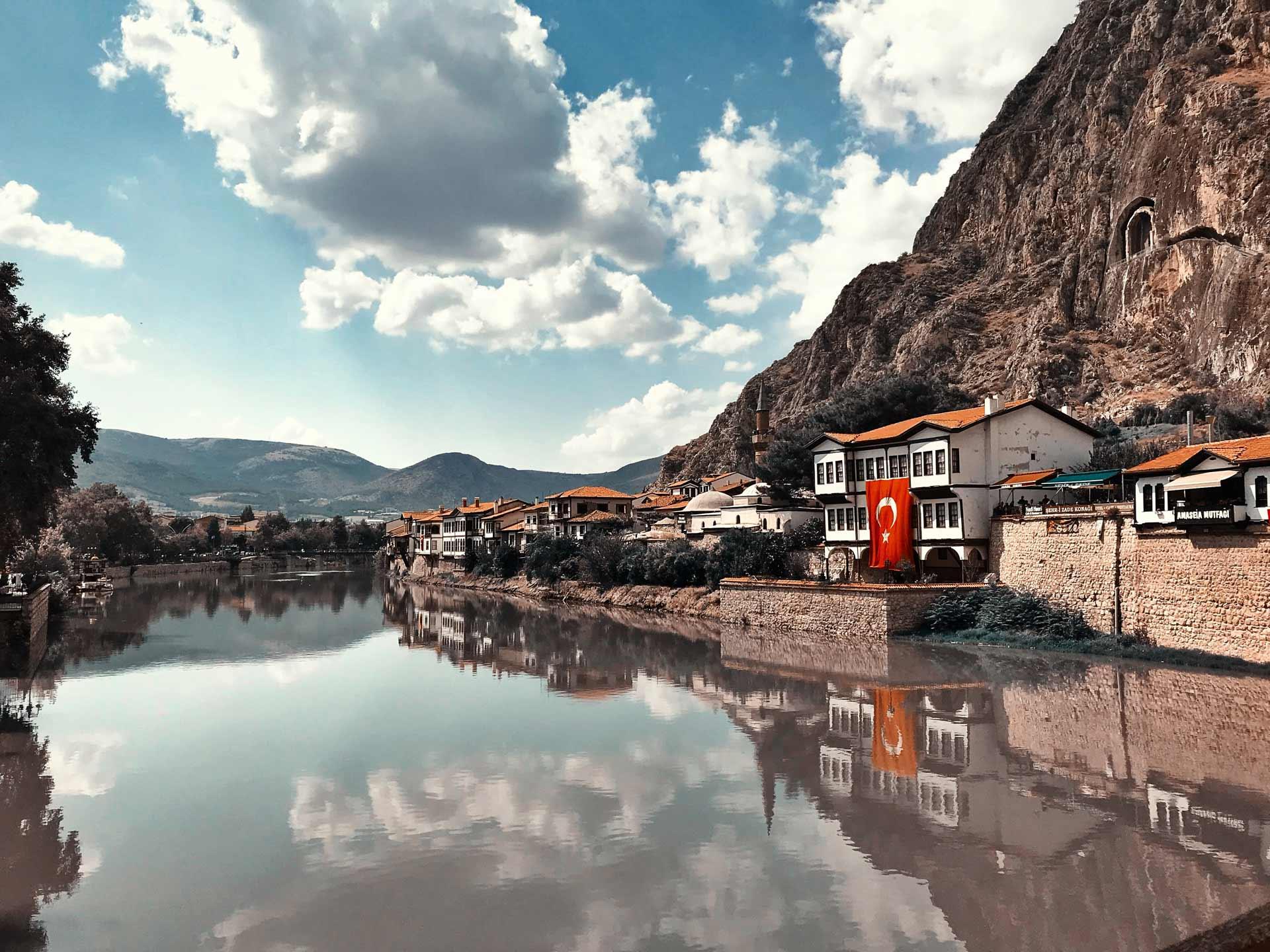 Turquia Amasya Merkez
