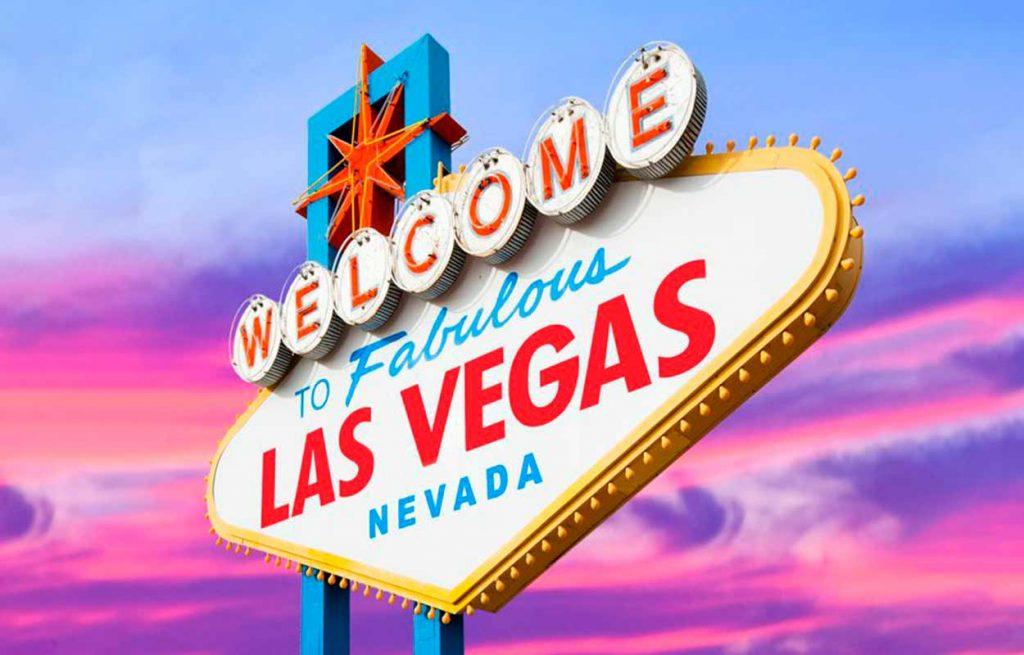 Bienvenido a las Vegas EEUU