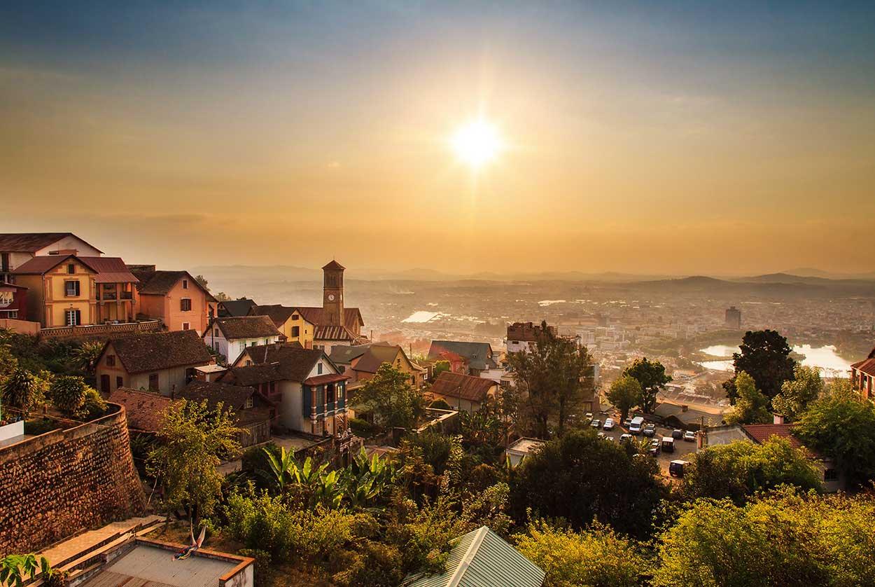 Experiencia Antananarivo Madagascar