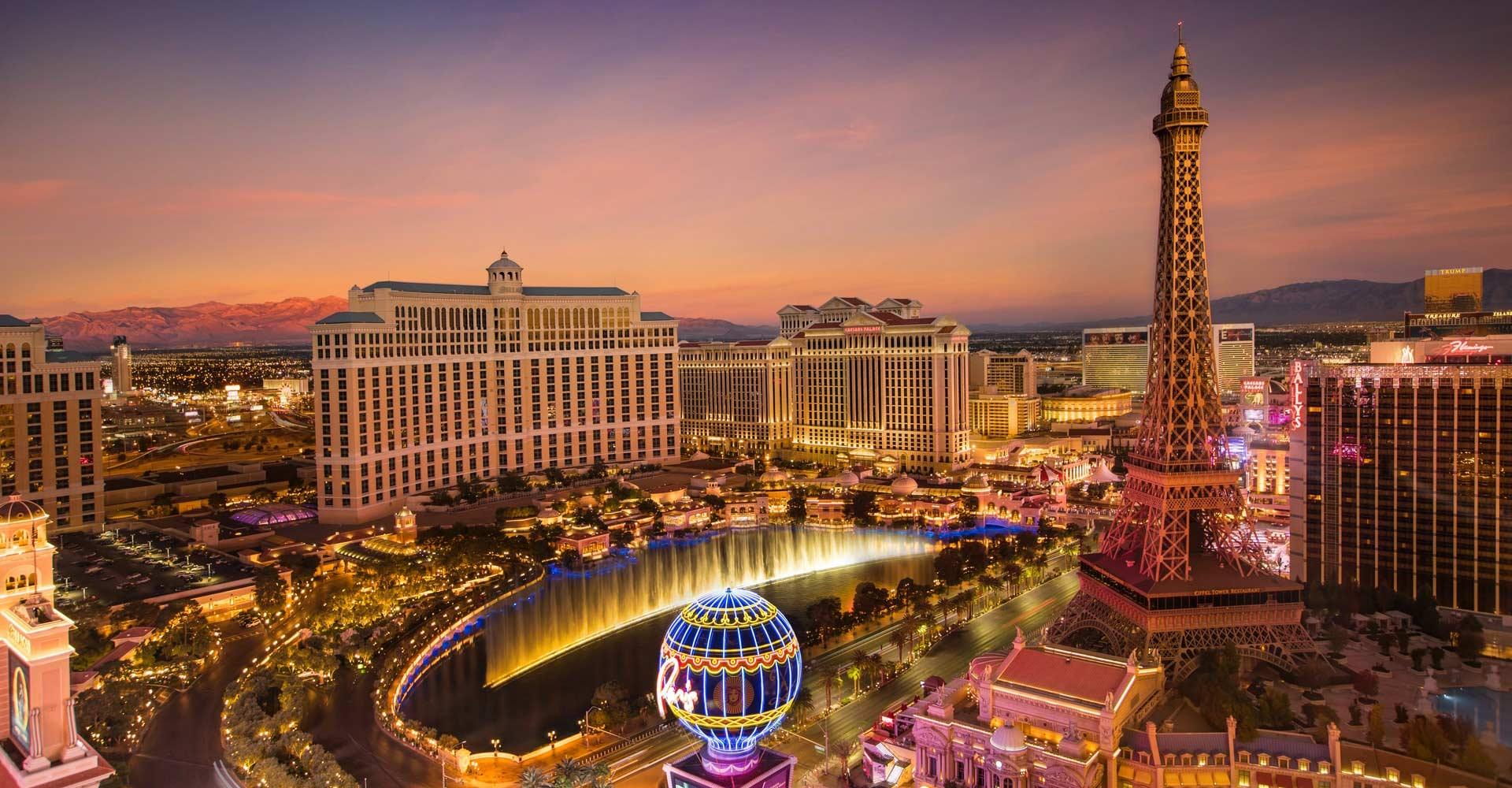 Experiencia a las Vegas