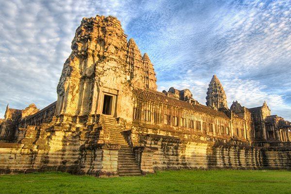 Experiencia en Camboya Templo de Siem Reap ASIVIAJO