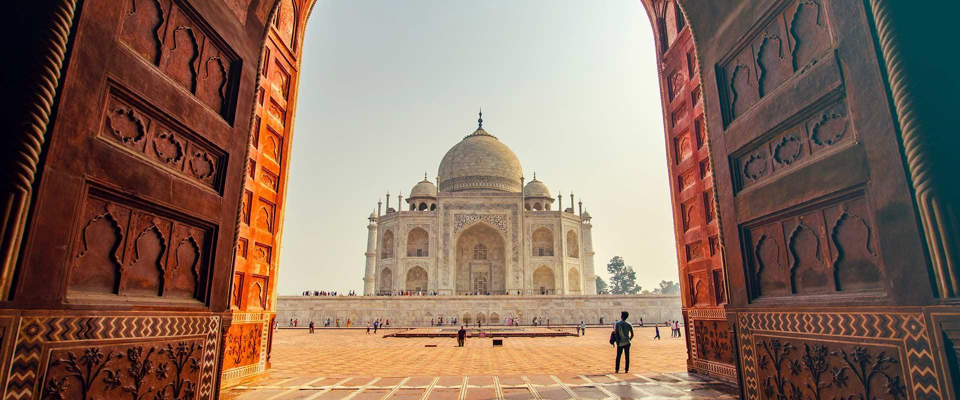 Experiencia en la India