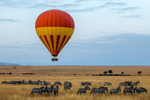 Experiencias en Kenia 7 días ASIVIAJO