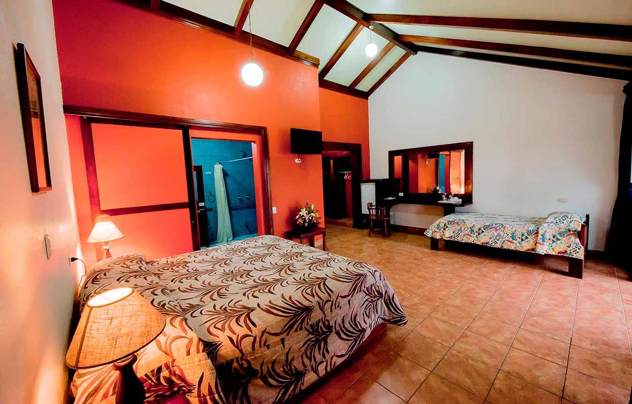 Hotel de Montana Monteverde Hab