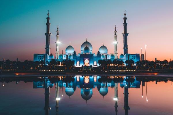 Palacio en Abu Dhabi ASIVIAJO