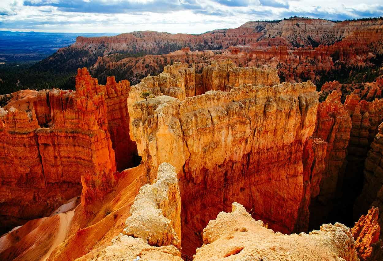 Parque Nacional del Canon Bryce Las Vegas EEUU