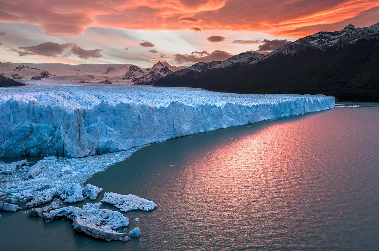 Perito Moreno Glaciar Argentina