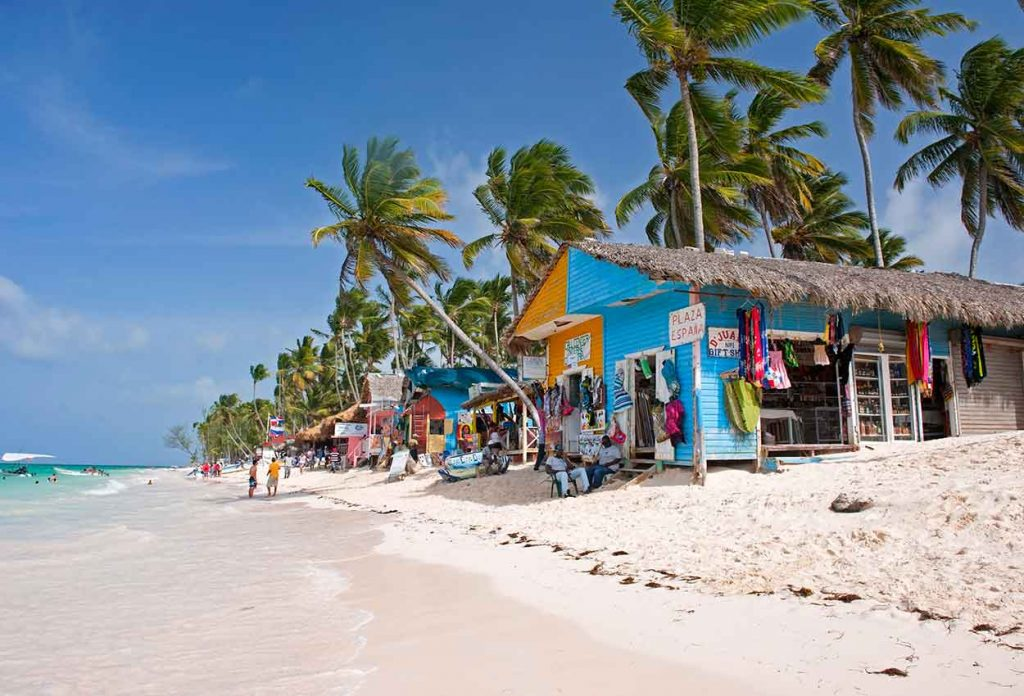 Playas de Punta Cana Rep Dominicana