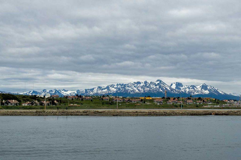Ushuaia Provincia Tierra de Fuero Argentina