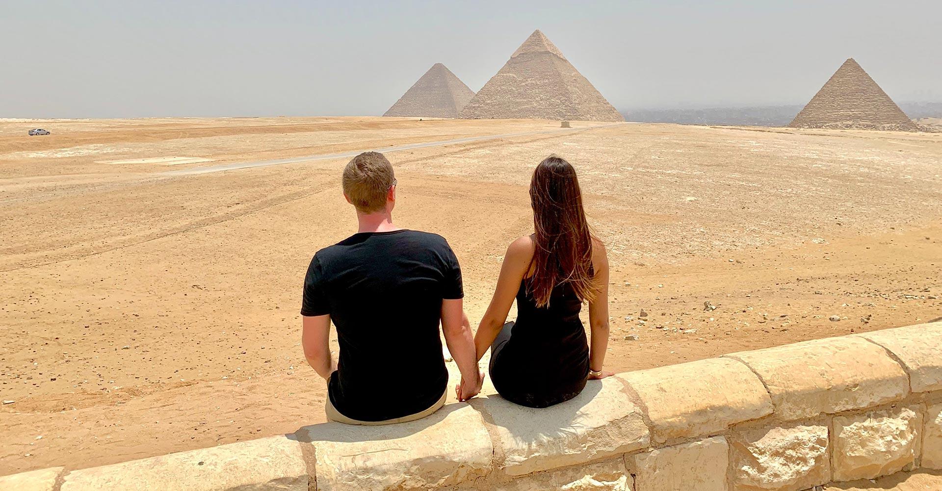 Experiencia a Egipto en 4 Dias