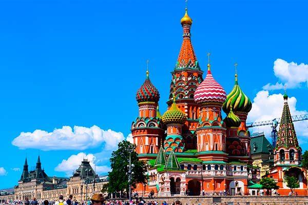 Rusia en 8 dias