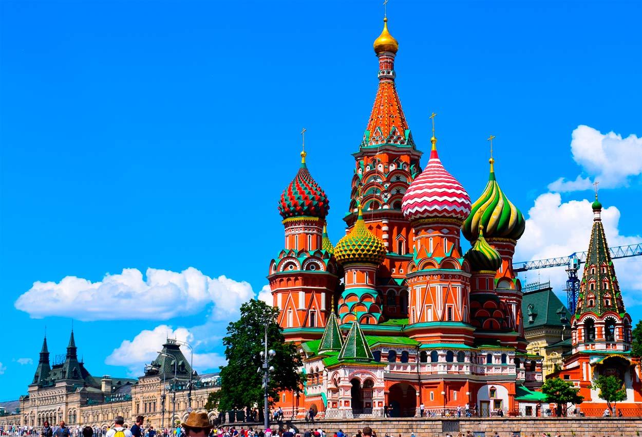 San Petersburgo Rusia