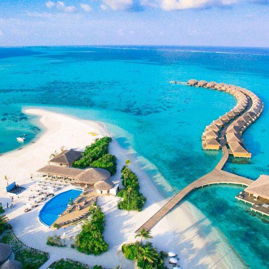 Vista Aerea maldiva 2021