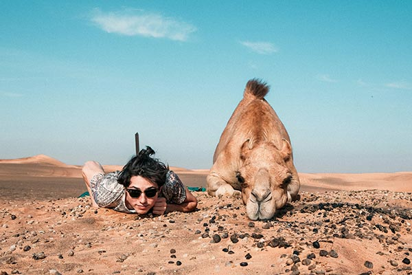 Emiratos Arabes en 8 dias ASIVIAJO